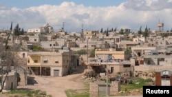 Situasi di wilayah Khan al-Assal, dekat kota Aleppo (Foto: dok). Pasukan setia Presiden Bashar al-Assad melaporkan adanya serangan dengan menggunakan senjata kimia di wilayah ini tanggal 23 Maret 2013 yang lalu.