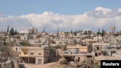شهر الاصل، هدف حمله شیمیایی