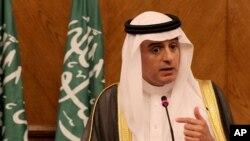 عادل الجبیر، وزیر خارجۀ عربستان سعودی