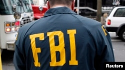Un agent du FBI, le 5 mars, 2010. (Photo d'archives).