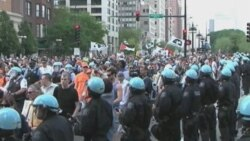 اعتراضات در برابر همآيش سالانه ناتو
