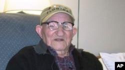 健力士世界紀錄提供的世界上最長壽的老人薩盧斯蒂亞諾.桑吉士.布拉斯克斯的生前照片。