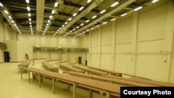 مرکز سوق و اداره که به ارزش ۳۴ میلیون دالر ساخته شده و هیچگاهی از آن استفاده نخواهد شد