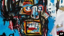 Untitled, by Jean-Michel Basquiat, 1982