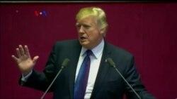 Kunjungan Presiden Trump ke Asia