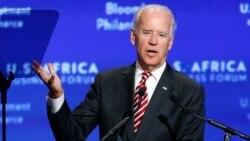 """Joe Biden s'engage a """"pratiquer une diplomatie cohérente à long terme"""" avec l'Union Africaine"""
