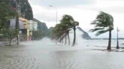 Destrucción y desolación en Filipinas