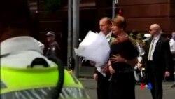 2014-12-16 美國之音視頻新聞: 澳洲公眾向人質案受害者致哀
