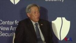 """新加坡防长:南中国海主权声索国""""都有罪过"""""""