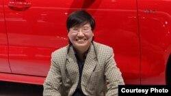 Ông Đặng Xương Hùng, nguyên lãnh sự Việt Nam tại Thụy Sĩ.