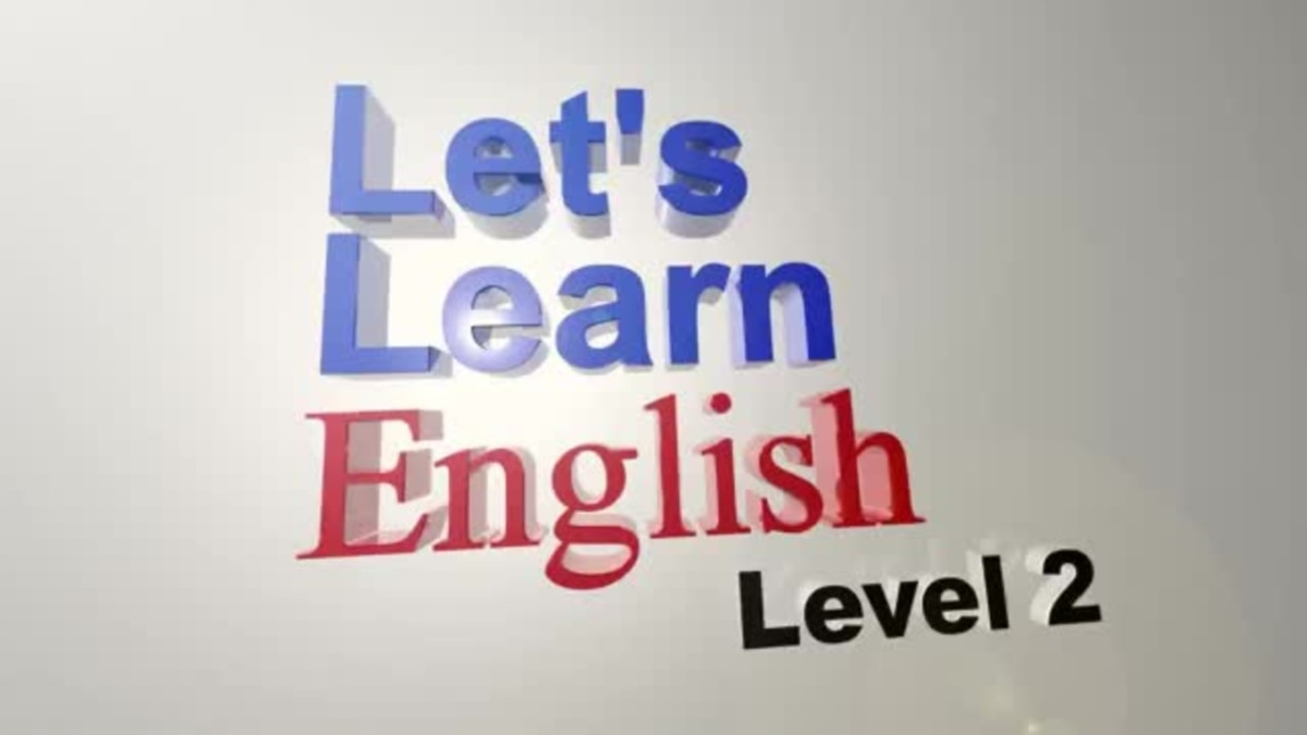 voa let s learn english