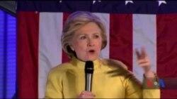 Гілларі Клінтон програла чергові партійні вибори. Відео