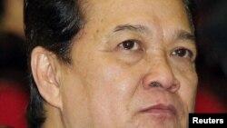 ນາຍົກລັດຖະມົນຕີຫວຽດນາມ ທ່ານ Nguyen Tan Dung