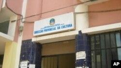 Edifício da Direcção Provincial de Educação de Malanje