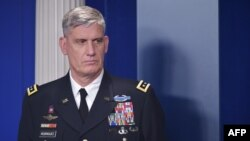 FILE - United States Africa Command (AFRICOM) Commander General David Rodriguez, Oct. 3, 2014.