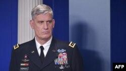 美國非洲司令部司令羅德里格斯將軍。(資料圖片)