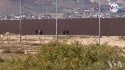 Reyasksyon Meksik sou Nouvo Tarif Etazini Menase l Poutèt Imigrasyon Ilegal