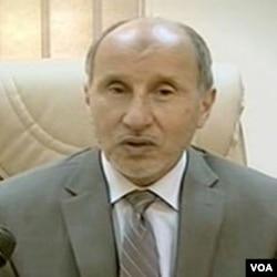 Mustafa Abdel Jalil, predsjednik Prelaznog nacionalnog vijeća Libije