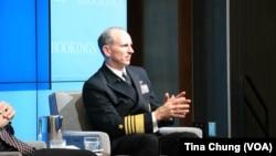 美國海軍作戰部長格林納特上將