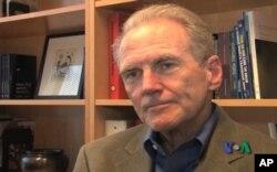 Ο Τζακ Ντυβάλ, Πρόεδρος ερευνητικού ιδρύματος