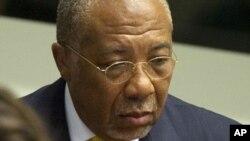 利比里亞前總統泰勒