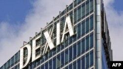 Trụ sở tập đoàn tài chánh Pháp-Bỉ Dexia ở quận La Defense, gần Paris