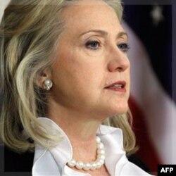Xillari Klinton, AQSh Davlat kotibasi