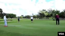 Thai golf tournament in Florida