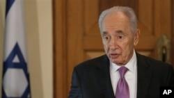 ປະທານາທິບໍດີອີສຣາແອລທ່ານ Shimon Peres