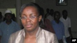 Victoire Ingabire Imbere y'Urukiko