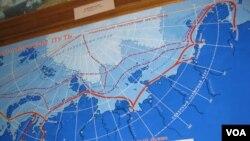 俄制定规则令外国舰船无法自由使用北极航道