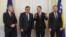 Jens Stoltenberg razgovarao sa članovima Predsjedništva BiH