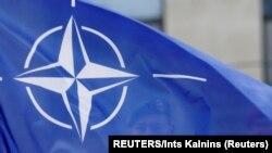 Zastava NATO-a, ilustrativna fotografija