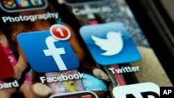 社交媒體公司刪除來自俄羅斯和伊朗的不實資訊。