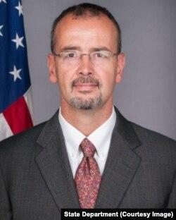 Entoni Godfri, zamenik ambasadora SAD u Moskvi (Foto: Stejt Department)