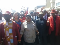 Report On MDC - Mujuru Filed By Taurai Shava