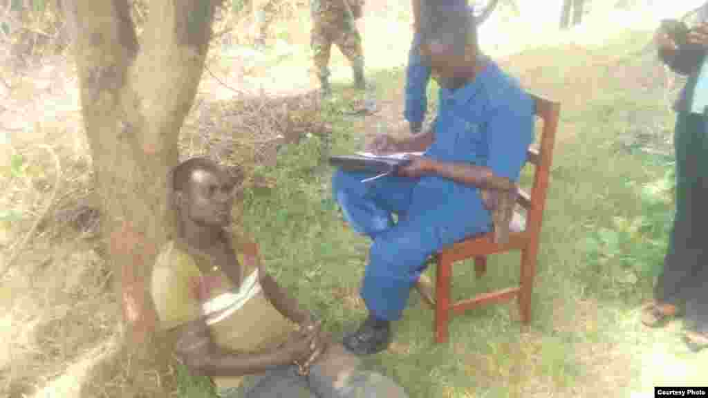 Burundi Mass Grave 5