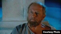Лев Дуров в роли Левия Матвея в фильме Юрия Кары «Мастер и Маргарита»