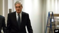Công tố viên Đặc biệt Robert Mueller.