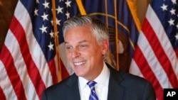 جان هانتسمن به تازگی سفیر آمریکا در روسیه شده است.