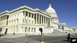 واشنگٹن ڈی سی میں قائم امریکی کانگریس کی عمارت