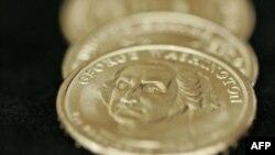 США прекращает производство долларовых монет