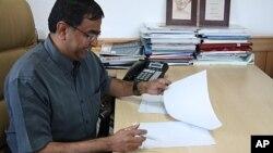 Bác sĩ Srinath Reddy là người Ấn Độ đầu tiên đứng đầu Liên đoàn Tim Thế giới