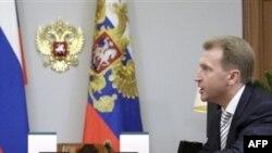 Phó Thủ tướng thứ nhất của Nga Igor Shuvalov