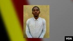Alberto Puna, secretário para Formação Política e Ideológica do Movimento Independentista de Cabinda