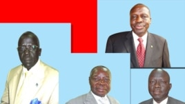 The seven released political detainees were ordered to return to Juba.