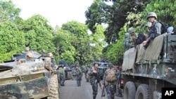 فلپائن : امریکہ کی مدد سے دہشت گردی پر قابو پانے میں کامیابی