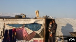 Syrian Refugees Face More Misery in Lebanon Winter