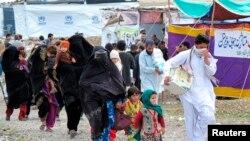 Abakuwe mu byabo muri Pakistani