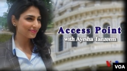 Access Point with Ayesha Tanzeem
